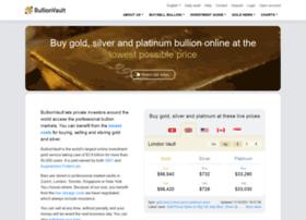 bullionvault.co.uk