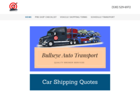 bullseyeautotransport.com