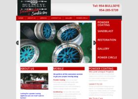 bullseyepowdercoat.com