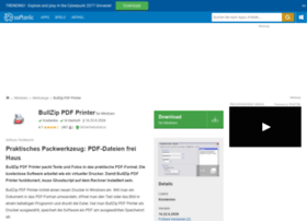 bullzip-pdf-printer.softonic.de