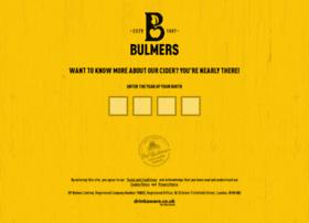 bulmer.com