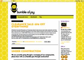 bumbleofjoy.blogspot.com