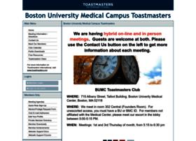 bumctoastmasters.toastmastersclubs.org