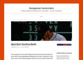 bumgarnersnotrockets.mlblogs.com