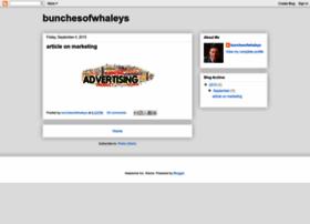 bunchesofwhaleys.blogspot.com