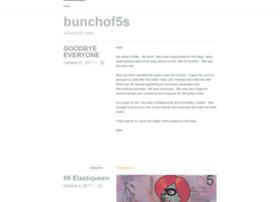 bunchof5s.wordpress.com
