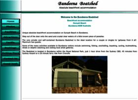 bundeenaboatshed.com.au