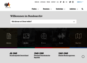 bundesarchiv.de