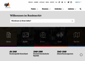 bundesarchiv.de