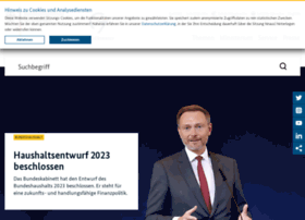 bundesfinanzministerium.de