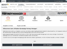 bundesligamanager.sport1.de