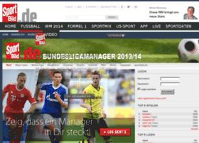 bundesligamanager.sportbild.de