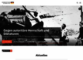 bundesstiftung-aufarbeitung.de