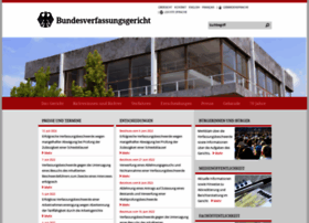 bundesverfassungsgericht.de