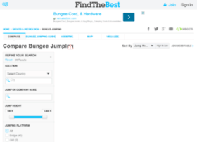 bungee-jumping.findthebest.com