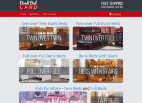 bunkbedland.com