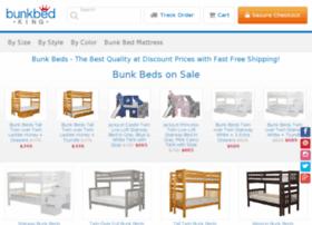 bunkbeds.bunkbedking.com