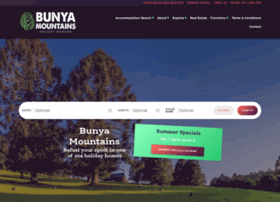 bunyamountains.com