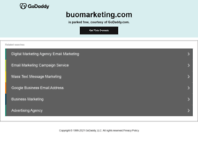 buomarketing.com