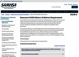 buprenorphine.samhsa.gov