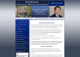 burbankcriminaldefenseattorney.com
