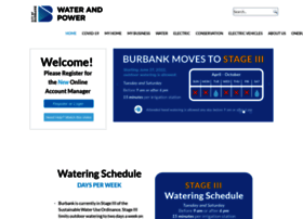 burbankwaterandpower.com