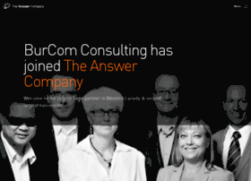 burcomconsulting.com