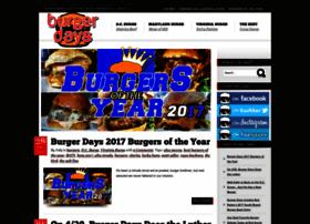 burgerdays.com