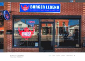 burgerlegend.ca