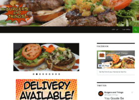 burgersandthings.com