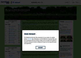burgesshill.play-cricket.com