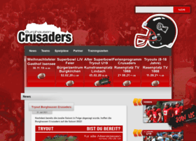 burghausen-crusaders.de