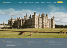 burghley.co.uk