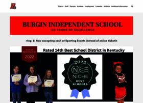 burgin.kyschools.us