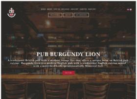 burgundylion.com