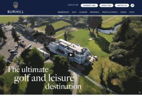burhillgolf-club.co.uk