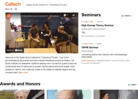 burkeinstitute.caltech.edu