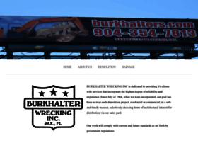 burkhalters.com