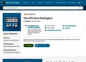burlington-ma-2287.theupsstorelocal.com