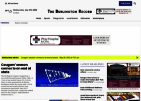 Burlington-record.com