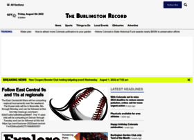 burlington-record.com