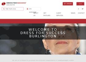 burlington.dressforsuccess.org