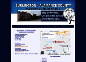 burlingtonassociationofrealtors.com