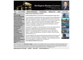 burlingtonbusinesslawyer.ca