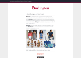 burlingtoncoatfactory.affiliatetechnology.com