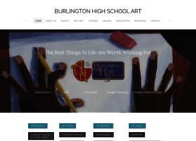 burlingtonhighschoolart.org