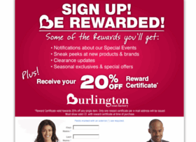 burlingtonsignup.com