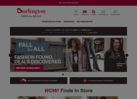 burlingtonstores.com