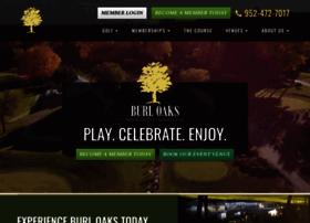 burloaksgolfclub.com