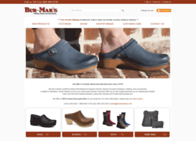 burmarshoes.com